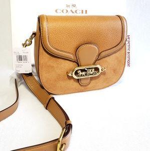 Coach Elle Saddle Bag